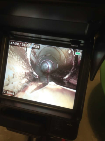 Commercial CCTV Inspection